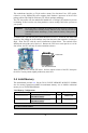 Mach 865GDA Operation & user's manual, Page 11