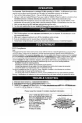 MGA Entertainment 275107 Microphone Manual, Page 2