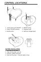 MGA Entertainment SMB-631 Portable Radio Manual, Page 2