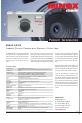 Minox DD100 Digital Camera Manual, Page 1