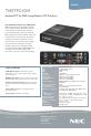 NEC LCD8205 - MultiSync - 82
