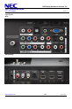 Preview Page 8 | NEC E421-R DVD Player, Monitor Manual