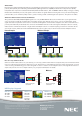Page 2 Preview of NEC MultiSync P521 Specifications