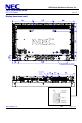 NEC P401 - MultiSync - 40