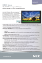 NEC S401 | Page 1 Preview