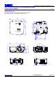 NEC NP2150 Monitor, Projector Manual, Page 5