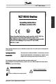 Danfoss VLT 5000 Manual, Page #4
