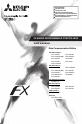Page #1 of Mitsubishi Electric FX3U-232-BD Manual