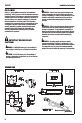 CHIEF PACPC1 Kitchen Appliances Manual, Page 2
