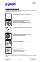 M-LOCKS T6530 Technical manual, Page 2