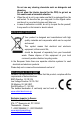 UNITED USF-696 Manual, Page #7