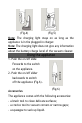 Preview Page 6 | UNITED R-102 Vacuum Cleaner Manual