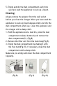 UNITED R-102 Vacuum Cleaner Manual, Page 8