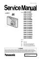Panasonic DMC-FX35P   Page 1 Preview