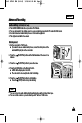 Page #4 of Samsung SCD303 Manual