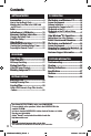 Page #8 of JVC Everio GZ-MG730 Manual