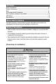 Mitsubishi MAC-568IF-E Recording Equipment, Page 3