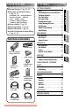JVC GR-SZ3000 | Page 3 Preview