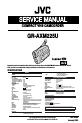 JVC GR-AXM225U Manual, Page #1