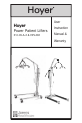 Joerns Healthcare Hoyer HPL402 | Page 1 Preview