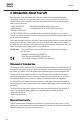 Joerns Healthcare ELEVATE Fitness Equipment Manual, Page 4