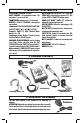 Farfisa KP-100 Manual