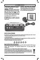 Farfisa KP-100 Instruction manual