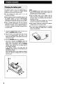 Sanyo VM-RZ1P Camcorder Manual, Page 10
