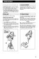 Sanyo VM-RZ1P Camcorder Manual, Page 9