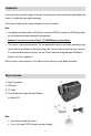 Vivitar DVR 558HD Camcorder Manual, Page 3