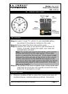 La Crosse 404-1220 Instruction Manual 6 pages