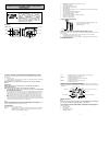 La Crosse WS-8117U-IT Instruction Manual 5 pages