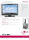 LG 20LS7D -  - 20