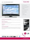 LG 32LC4D Series