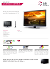 LG 32LS3500 Specifications