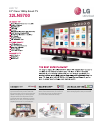 LG 32LN5700 Specifications