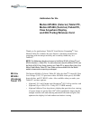 Motion Computing M1400 Addendum 5 pages