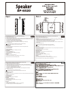 NEC LCD6520L-BK-AV - MultiSync - 65