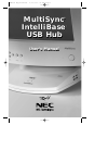 NEC IntelliBase A3844 Operation & User's Manual 48 pages