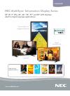 NEC LCD4020-2-IT - MultiSync - 40