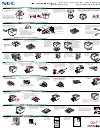 NEC 4650NX - SuperScript Color Laser Printer Quick Start 1 pages