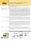 NETGEAR FVM318 - ProSafe Wireless VPN Security Firewall Router