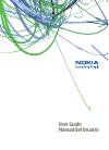 Nokia 1680 - Classic Cell Phone Operation & User's Manual 75 pages
