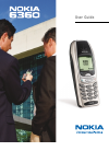 Nokia 6360 Operation & User's Manual 170 pages
