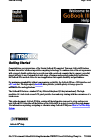 Itronix GoBook III Help File 83 pages