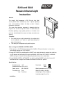 Major tech SL93 Instructions 3 pages