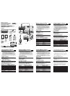 NEC MultiSync Soundbar Pro Quick Start Manual 2 pages