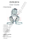 Wiseup DVW-0014 Operation & User's Manual 25 pages
