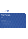 Samsung Flip WM55H Operation & User's Manual 53 pages