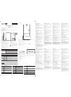 Samsung Flip WM55H Quick Setup Manual 2 pages